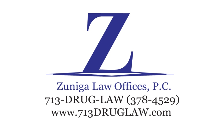 Zuniga Law Firm Business card FRONT